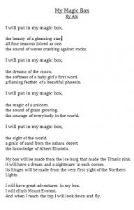Abi poem