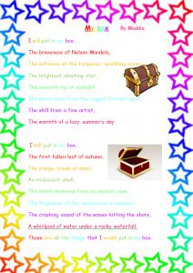Maddie poem